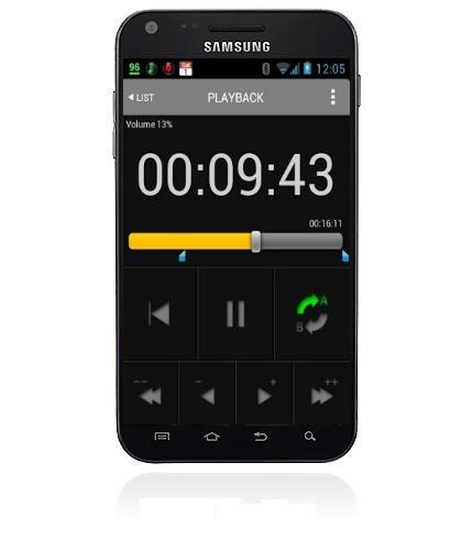 ضبط صدا و مکالمات تلفنی در اندروید All That Recorder